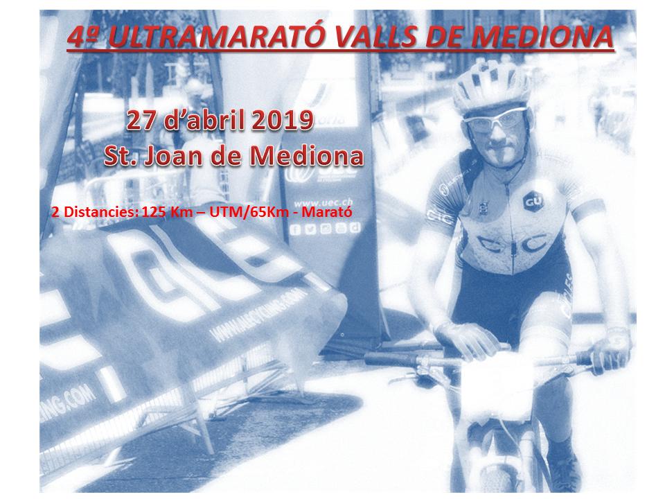 Ultramarató Valls de Mediona 2019